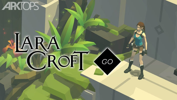 Lara-Croft-GO لارا کرافت اندروید