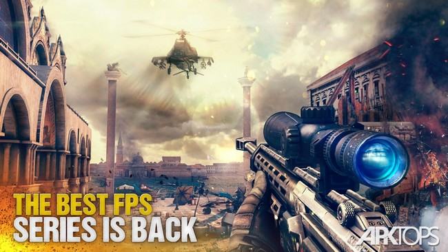 Modern Combat 5 eSports FPS v3.7.1a دانلود بازی مدرن کمبات 5 + مود