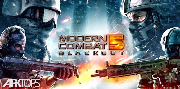 Modern-Combat-5 بازی مدرن کمبات 5
