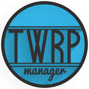 TWRP-Manager-logo