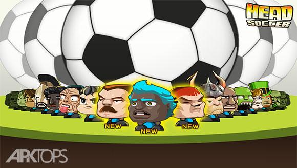 دانلود بازی Head Soccer