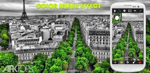 Color-Splash-Effect