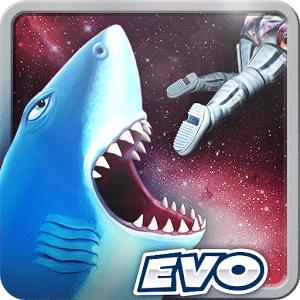 Hungry Shark Evolution v6.8.2 دانلود بازی تکامل کوسه گرسنه + مود اندروید