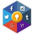 دانلود Social Media Vault v1.2.0 Premium برنامه حفاظت از اکانت شبکه های اجتماعی در اندروید
