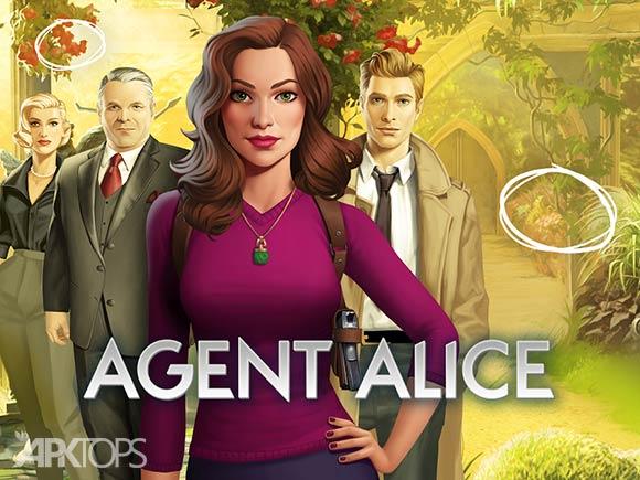 Agent-Alice-cover - بازی کاراگاه الیس