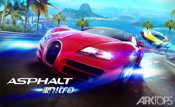 Asphalt-Nitro