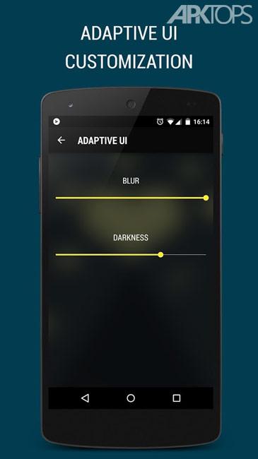BlackPlayer EX v20.46 دانلود موزیک پلیر بلک پلیر اکس