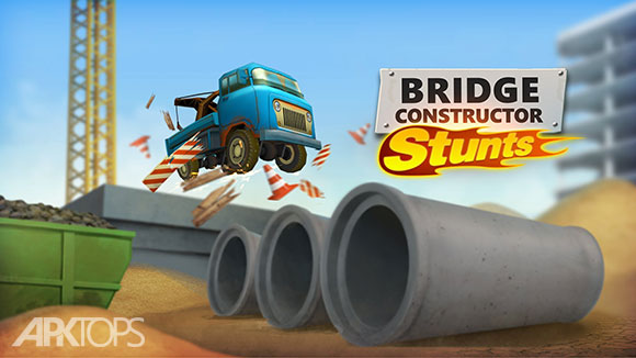 Bridge-Constructor-Stunts