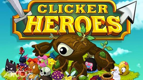 Clicker Heroes - بازی قهرمانان کلیکی