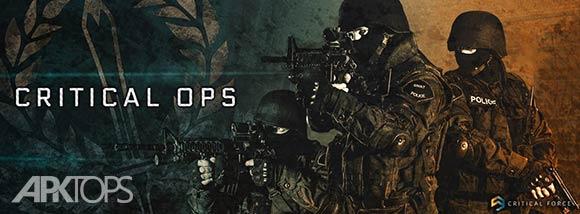 Critical Ops 0.3.6.0 دانلود بازی عملیات بحرانی + دیتا برای اندروید