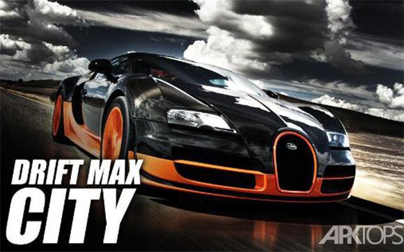 Drift Max City - بازی دریفت اندروید