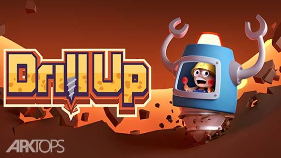 Drill Up - بازی به سوی سطح زمین