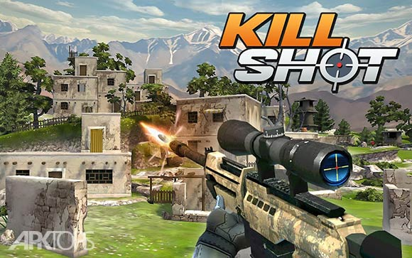 Kill Shot - شلیک مرگ بار