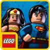 LEGO DC Super Heroes logo