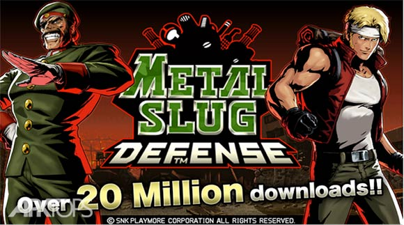 Metal Slug Defense - بازی سرباز کوچک اندروید