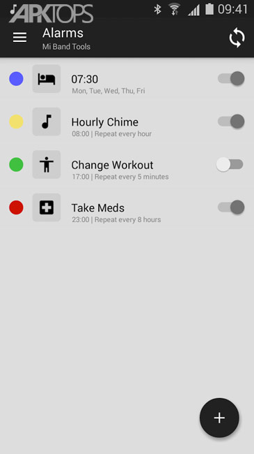 Tools & Mi Band v4.0.5 دانلود برنامه دستبند های شیائومی اندروید اندروید