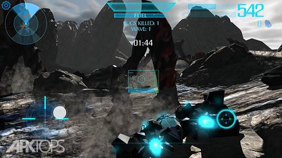 Osiris Battlefield - بازی نبردگاه ازیریس