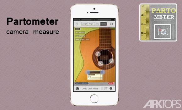 Partometer---camera-measure