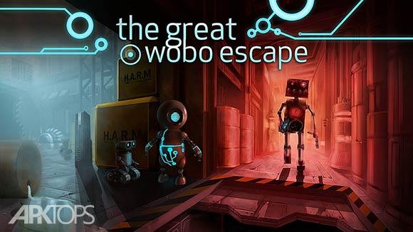 The Great Wobo Escape Ep.1 - بازی فرار بزرگ وبو