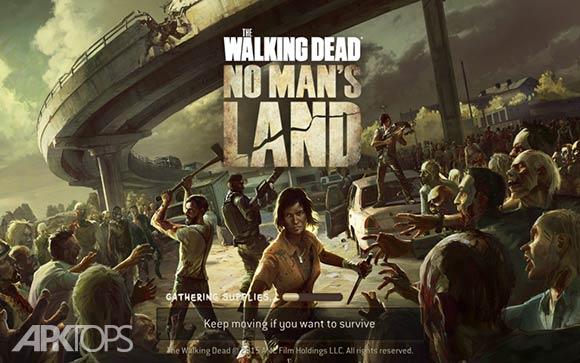 The Walking Dead No Man's Land - بازی مردگان متحرک : زمینی بدون انسان