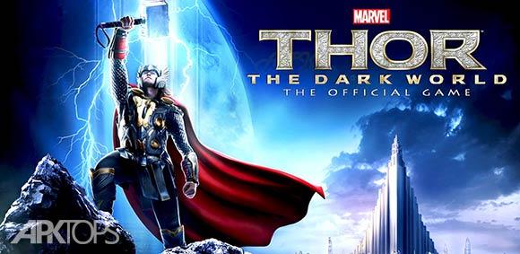 Thor TDW - The Official Game - بازی تور برای اندروید
