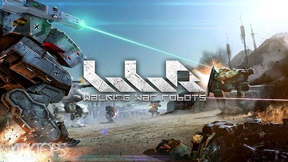 Walking War Robots - بازی ربات های جنگی متحرک