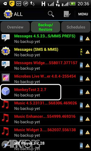 monkey-test-android