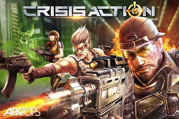 Crisis Action - دانلود بازی شرایط بحرانی برای اندروید