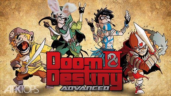 Doom & Destiny Advanced - دانلود بازی سرنوشت و رستاخیز