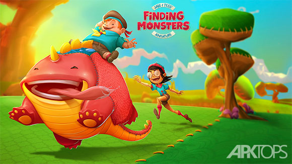 Finding Monsters Adventure - بازی در جست و جوی هیولا ها