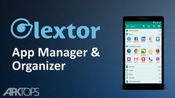 Glextor-App-Mgr-Organizer