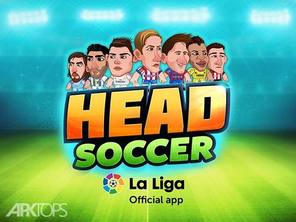 Head Soccer LaLiga 2016 - دانلود بازی فوتبال کله ای