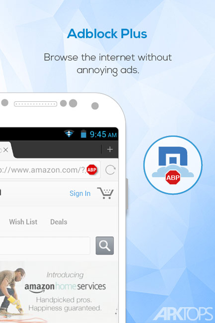 Maxthon Browser – Fast Search v5.2.3.3242 دانلود مرورگر مکستون اندروید