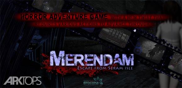 Merendam horror adventure room - بازی ماجراجویی ترسناک