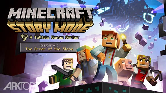 Minecraft Story Mode - بازی ماینکرفت : حالت داستانی