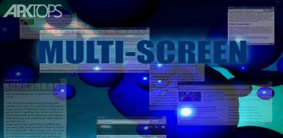Multiscreen-Multitasking