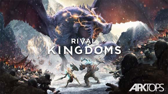 Rival Kingdoms Age of Ruin - دانلود بازی امپراطوری های رقیب : عصر تباهی