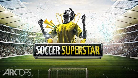 Soccer Star 2016 World Legend - دانلود بازی ستاره فوتبال اندروید