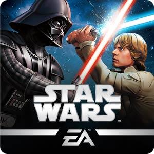 Star Wars™ Galaxy of Heroes logo