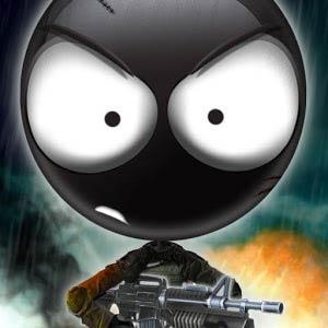 Stickman Battlefield logo