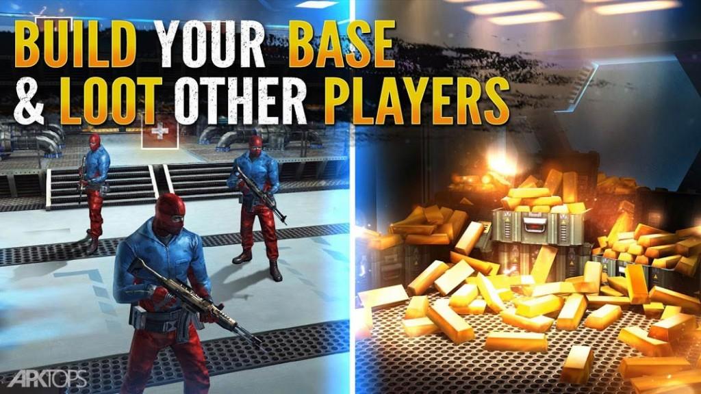 Sniper Fury v3.4.0d دانلود بازی خشم تک تیرانداز برای اندروید