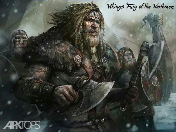 دانلود Vikings Fury of the Northmen