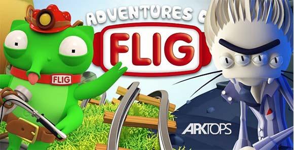Adventures Of Flig - بازی ماجرا های فلیگ