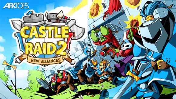 Castle Raid 2 - دانلود بازی حمله به قلعه 2