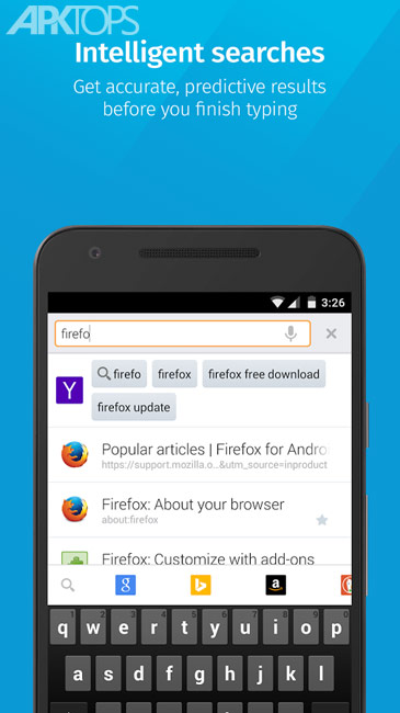 Firefox Browser v67.0.3 Final دانلود مرورگر فایرفاکس