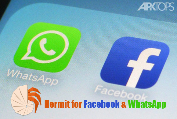Hermit-for-Facebook-&-WhatsApp