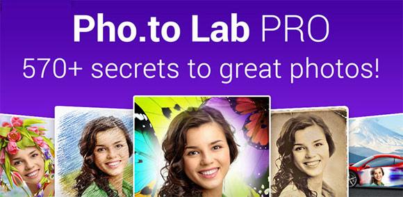 Pho.to Lab PRO Photo Editor! 2.0.302 pro برنامه ویرایش تصاویر اندروید