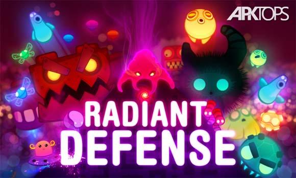 Radiant Defense - دانلود بازی دفاع تشعشعی