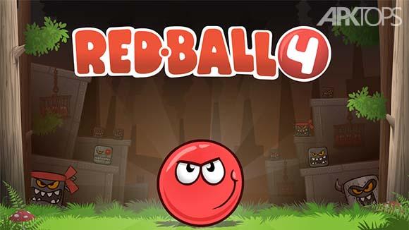 دانلود بازی Red Ball 4
