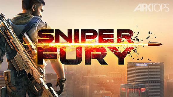 دانلود Sniper Fury